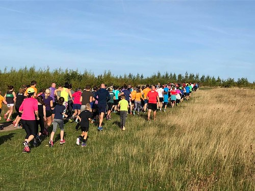 Heartwood Forest parkrun 15 Sept 2018 - Oxfam St Albans