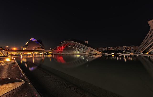 Ciutat de les arts, Canon EOS 5D MARK IV, Canon EF 8-15mm f/4L Fisheye USM