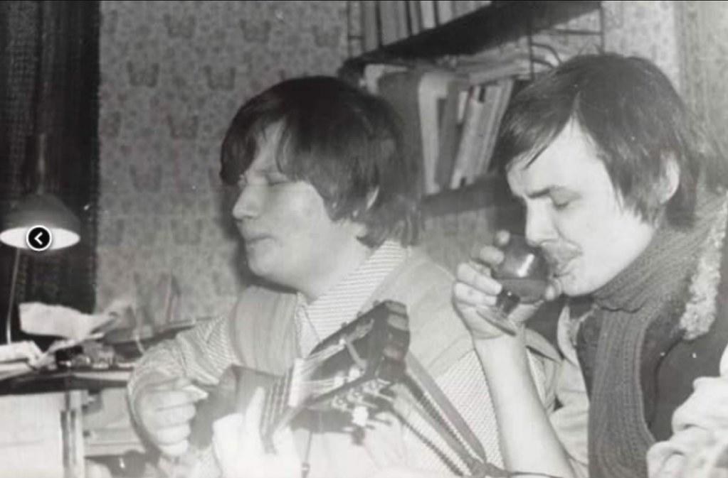 Сергей Жариков и Алексей Вишня