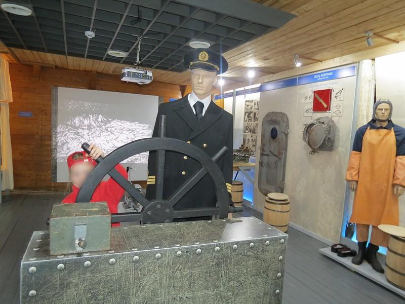 Lietuvos jūrų muziejaus lauko ekspozicijoje: MŽT-90 «Kolyma»IMG_1491