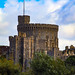 Windsor Castle - The round tower