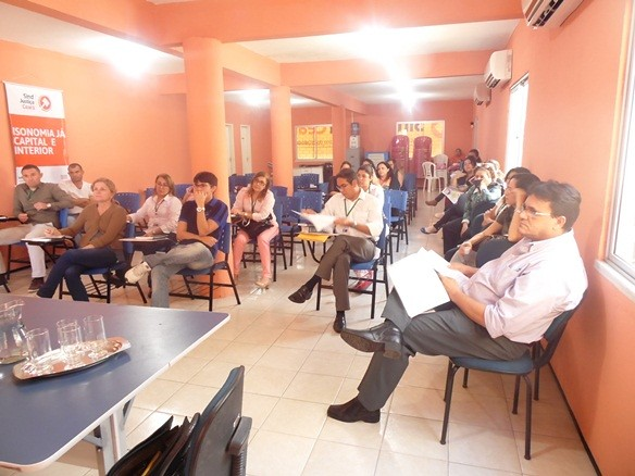 Reunião com os prejudicados pela Portaria de nº 2184/2014 - 12/11/2014