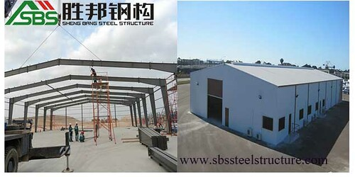 SBS steel structure