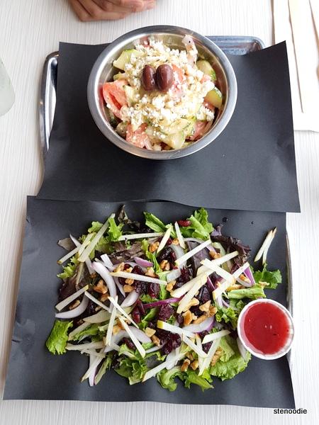 Athenian Salad, Spartan Salad