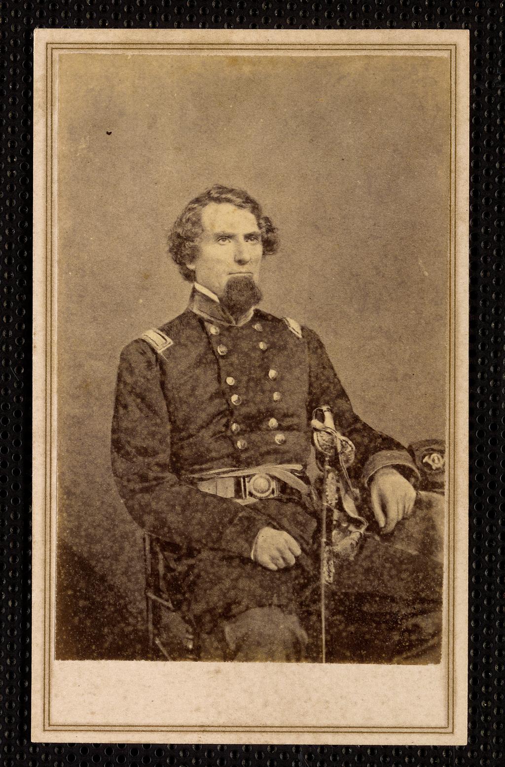 Полковник Бенджамин Франклин Келли