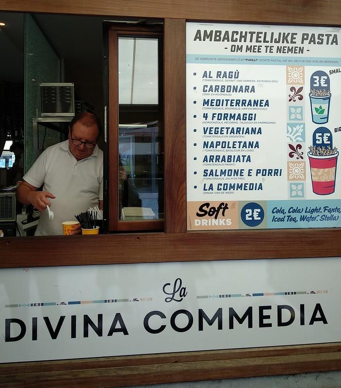 La divina comedia  - 44351712721 bb3a8b3653 c - Italia en Lovaina para todos los bolsillos