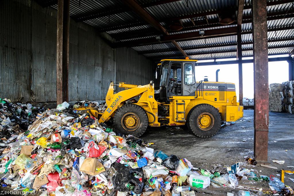 Куда из Архангельска исчезает мусор