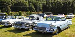 1962 Opel Rekord P2 1700, 1959 Opel Kapitän, 1958 Chevrolet Impala - IMG_3227-e