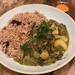 Vegetable Rundown at Rhythm Kitchen, Walthamstow