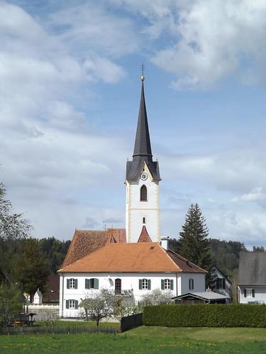 Pfarrkirche Maria zu den drei Feichten, Hitzendorf, Austria