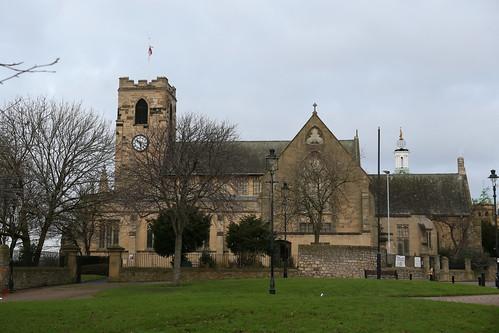 Sunderland, Church of St Michael