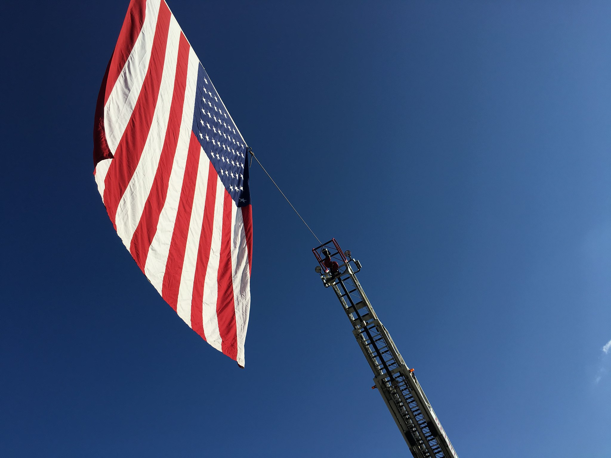 Area Police and Fire Departments Remember 9/11