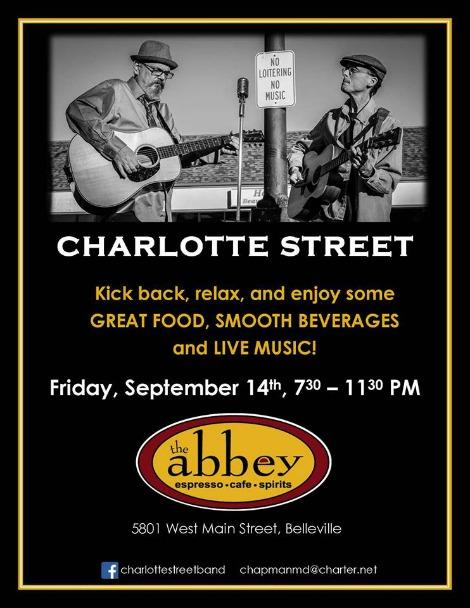 Charlotte Street 9-14-18