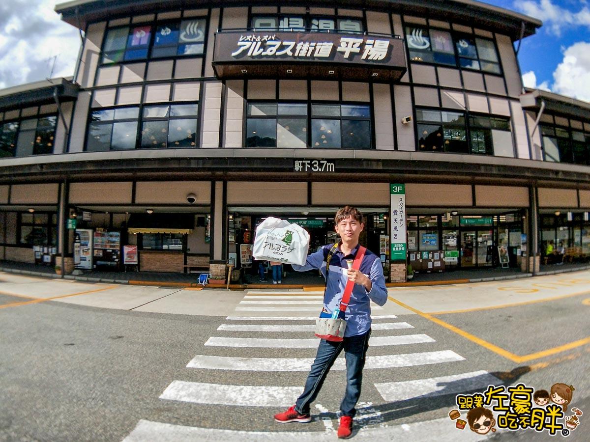 日本名古屋 平湯休息站 -昇龍道票卷-14