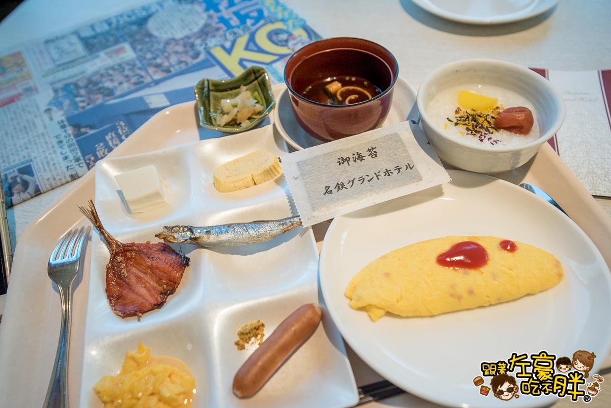 名鐵格蘭飯店(Meitetsu Grand Hotel)--54