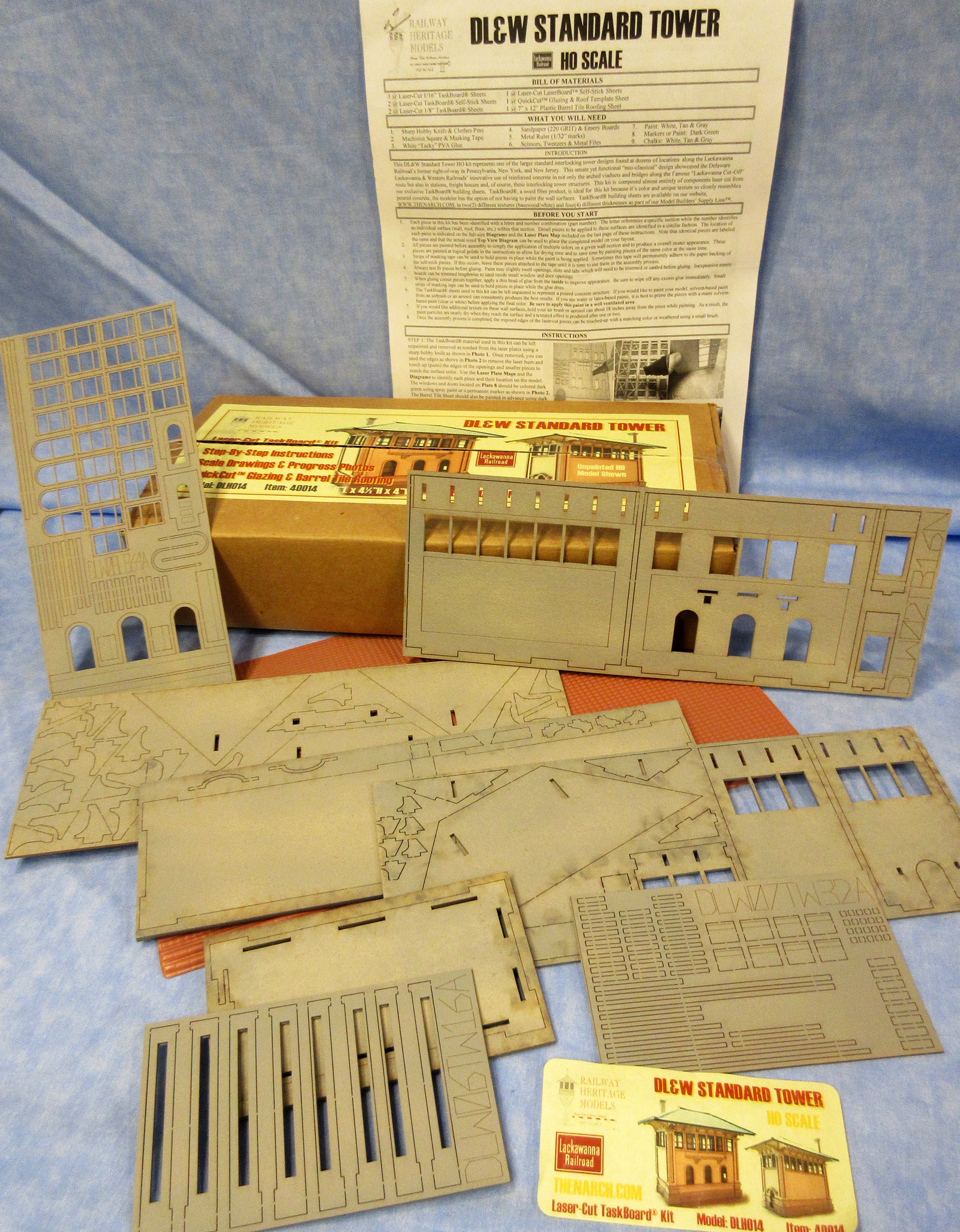 N Scale Architect Kits Reviews? - Model Railroader Magazine