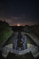 Esclusa triple de Calahorra de Ribas