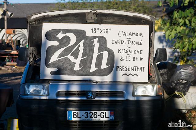 Les 24h du Bois Harel
