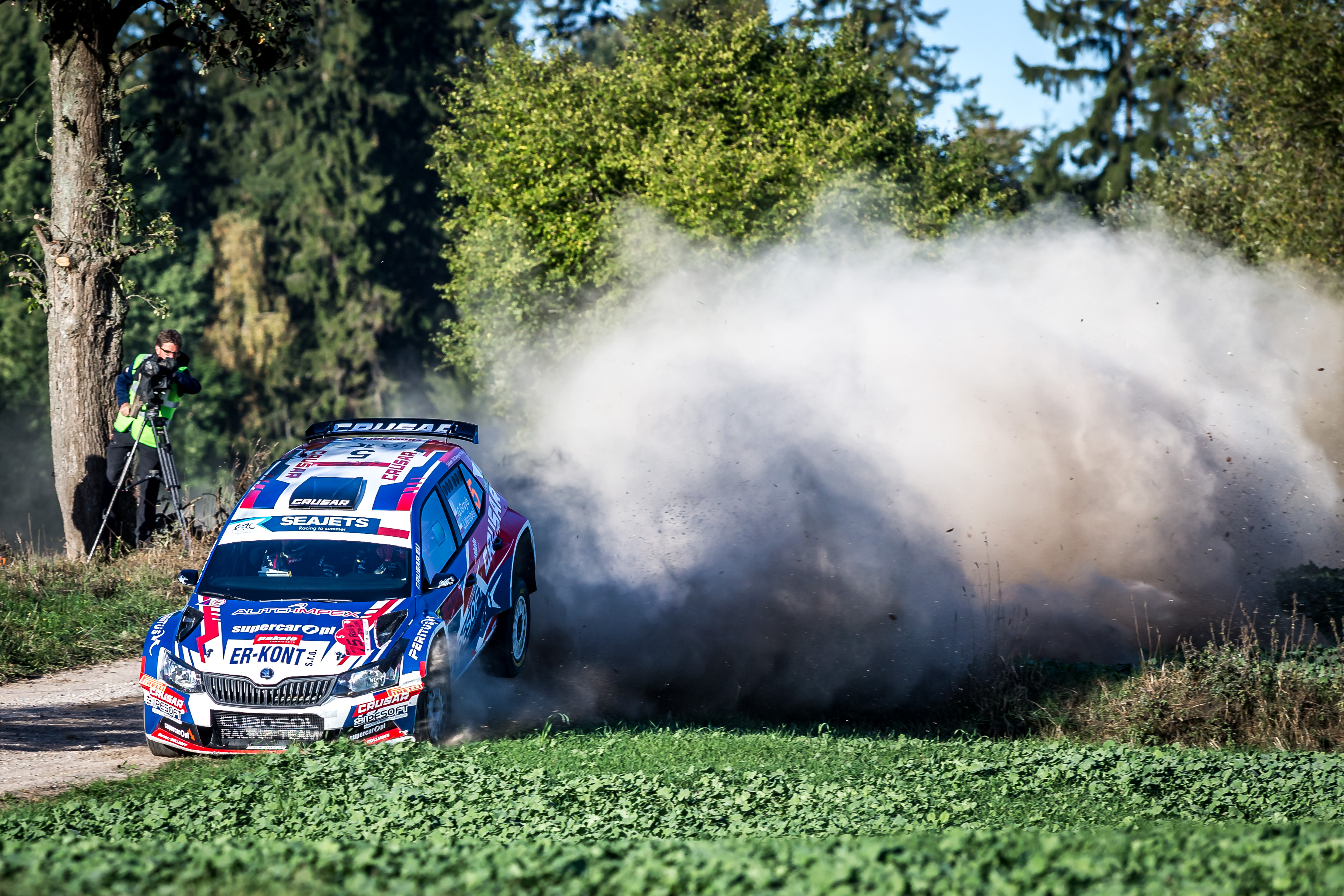 Go Grzyb! ERC regular takes second Polish title