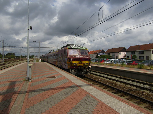 NMBS 815 at Essen