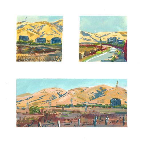 100 Views of Silicon Valley: Sunnyvale, California