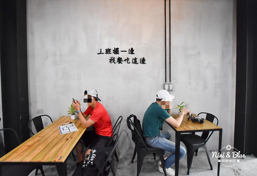 找餐店brunch-台中店.中華夜市13