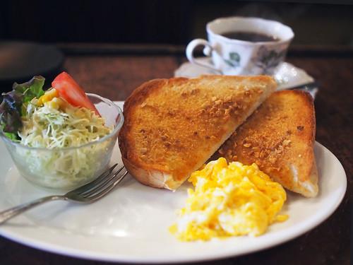 UCCカフェメルカード・アーモンドバタートースト