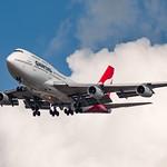 VH-OJT - Qantas - Boeing 747-400