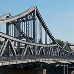 Swinemünder Brücke, Gesundbrunnen, Berlin