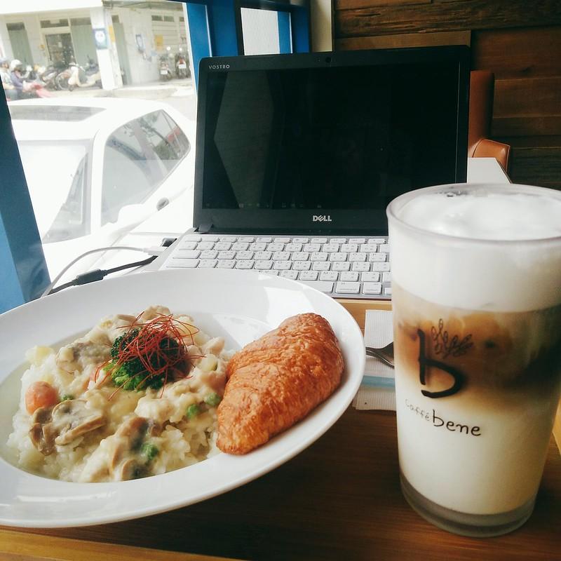 Caffe bene 2018-07-26
