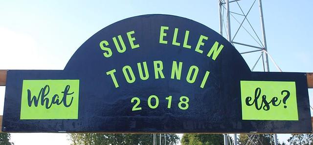 Tournoi Sue Ellen 2018 (Photos C. Dallons et I. Parisse)