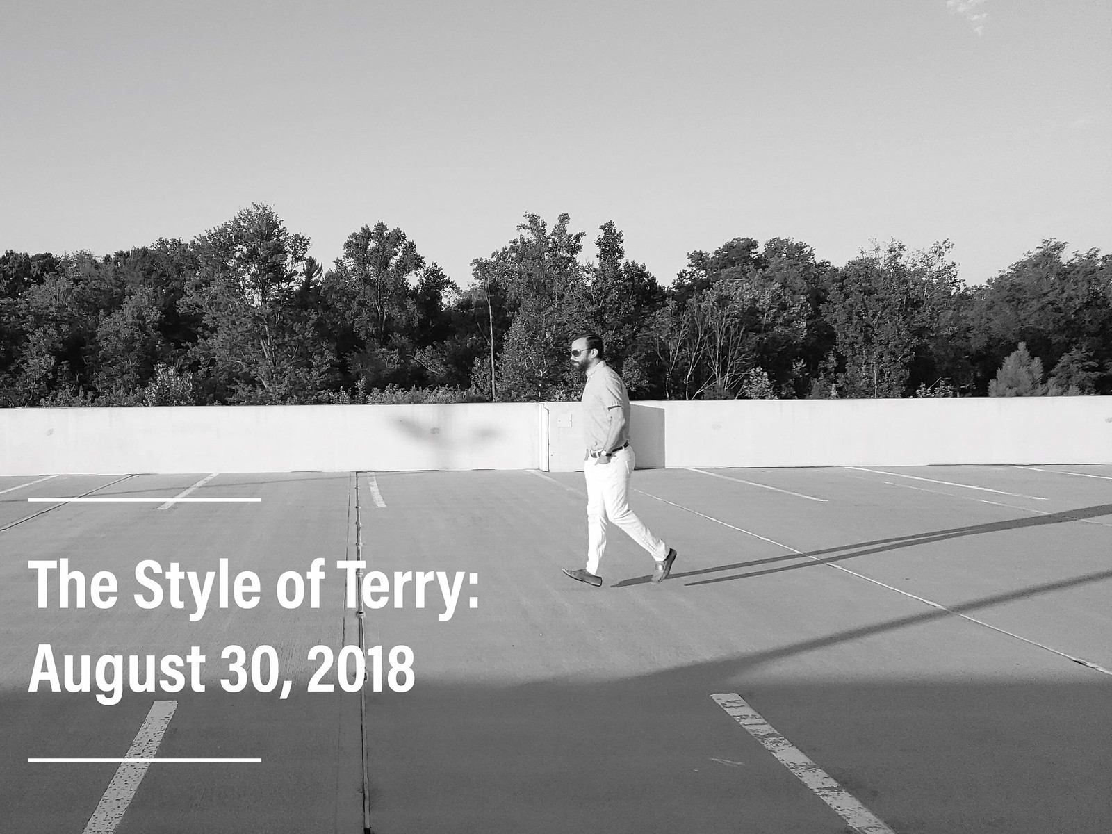 The Style of Terry: 8.30.18