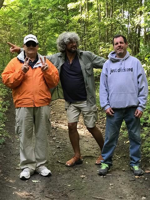 Berkley - three amigos
