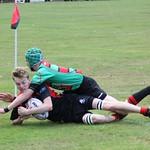 U16 v Highland (away) Sept 2018