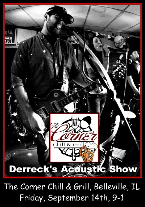 Derreck's Acoustic Show 9-14-18