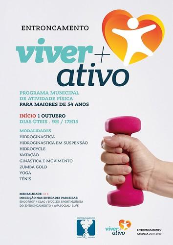 Cartaz_Viver Ativo