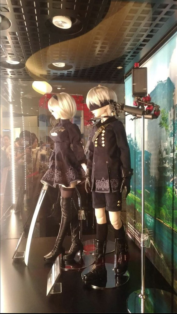 DD 2B AND 9S