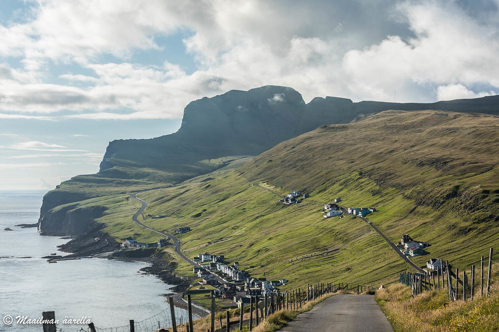 Tips for driving in the Faroe Islands