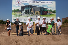 STEM Innovation Center Groundbreaking-82