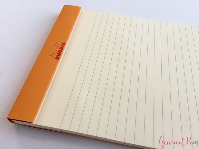Rhodia ColoR Note Pad @exaclair @exaclairlimited 2