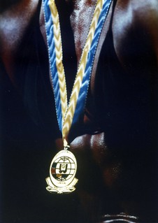 1985 TWG Services Medals 2