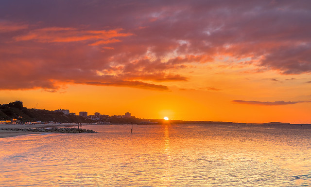Bournemouth Sunrise, Canon EOS 5D MARK IV, Canon EF 24-105mm f/3.5-5.6 IS STM