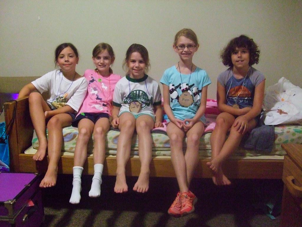 Leah's friends