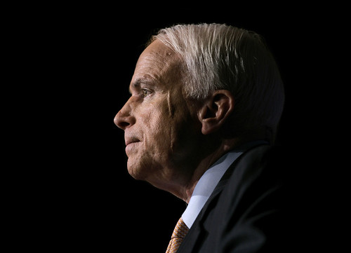 Remembering Senator McCain, from a Democratic student