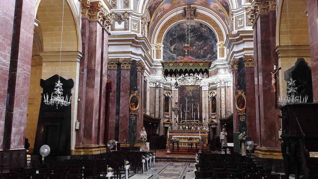 Cultuur snuiven op Malta: Mdina, St. Paul's kathedraal | Malta & Gozo