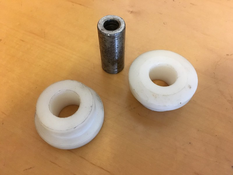 Our 83 Quattro Rally Build Gets Delrin Bushings, Coil-Over