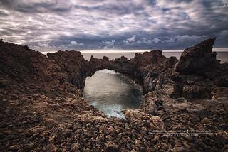 Arco de La tosca. El hierro