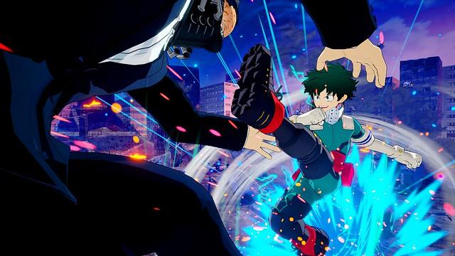 僕のヒーローアカデミア One\'s Justice 緑谷出久 シュートスタイル (2)