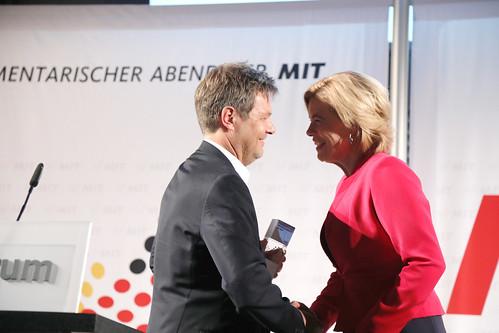 Parlamentarischer Abend der MIT / Verleihung des Deutschen Mittelstandspreises der MIT 2018