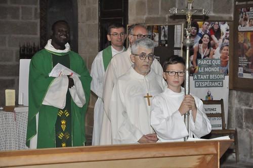 Séjour du Père Evrard à St-Jacques-en-Gâtine